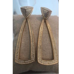 House of Harlow 1960 Jewelry - House of Harlow 1960 Mesa Earrings